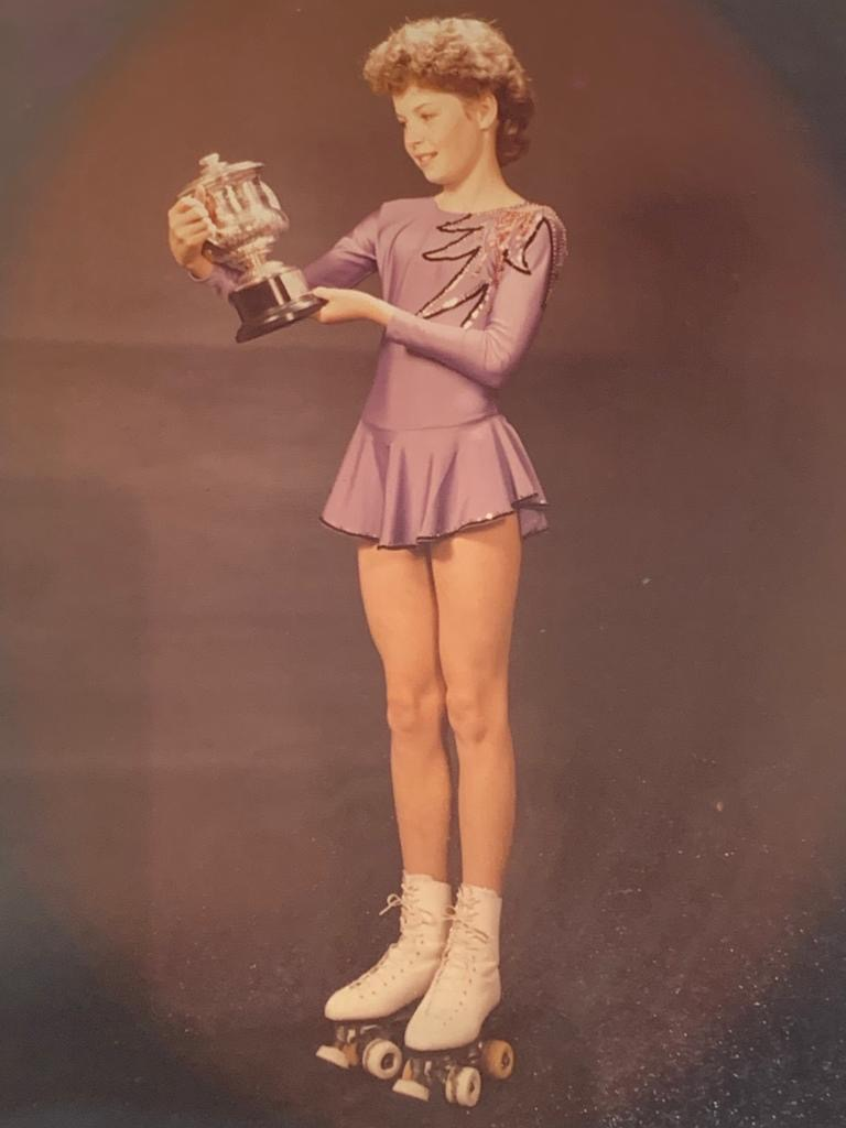 Asha UK Rollerskating Champion