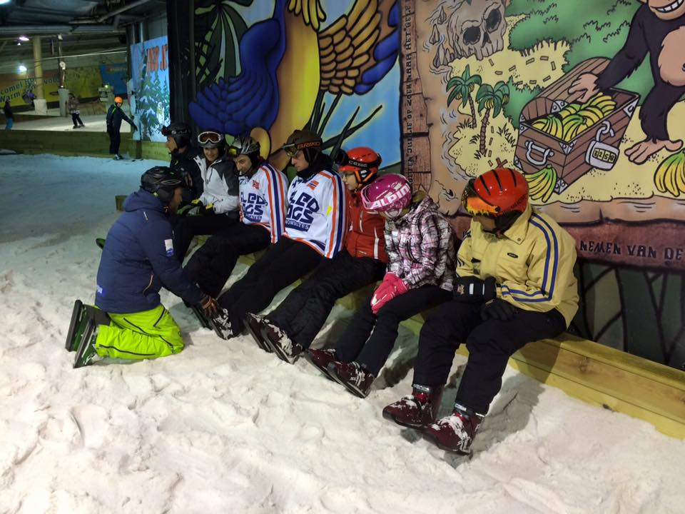 Landgraaf, Netherlands Snowskates Program