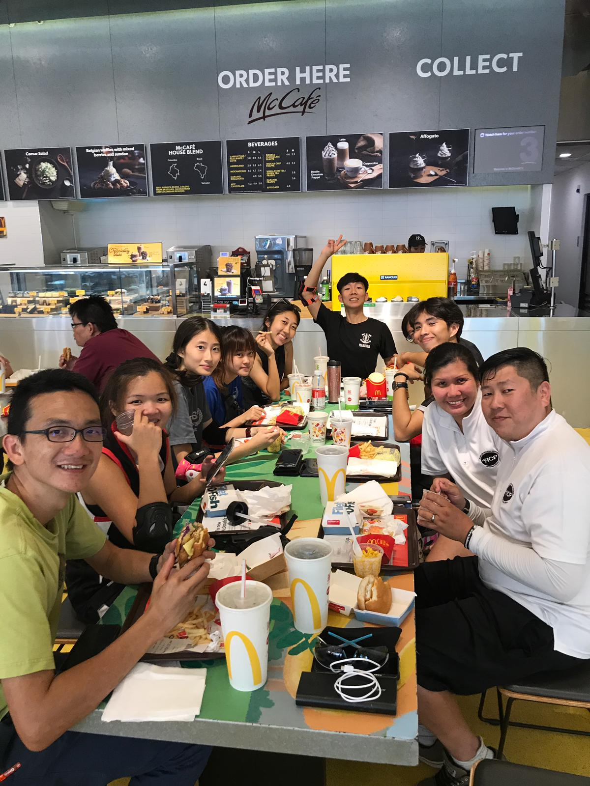 SG Lunch L1 Sept 2019